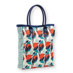 Carry Bag Oranges Print