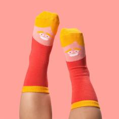ChattyFeet Brad socks set for dad and child