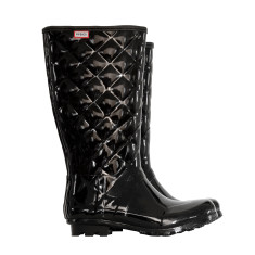 Fusion tall rubber wellies
