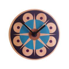 Objectify futurist 1 wall clock