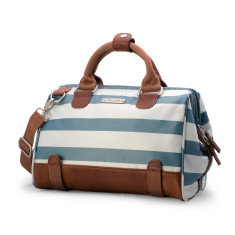 Po Campo Stripes Uptown Trunk Bag