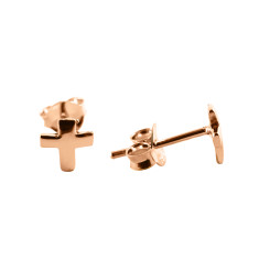 Cross Studs (Various Colours)