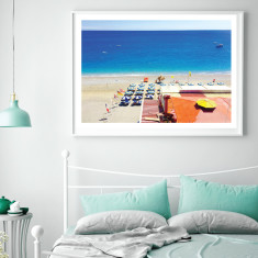 Sicilian summer art print (various sizes)