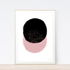 Eclipse Dusty art print