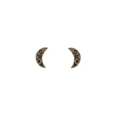 Moonlight Stud Earrings
