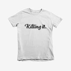 Killing It Kids Funny T-shirt