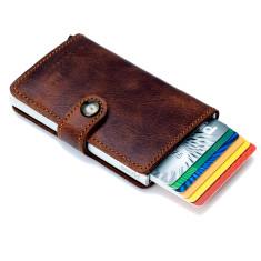 Miniwallet credit card protector