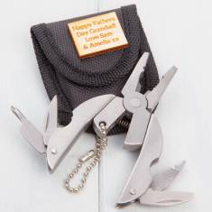 Personalised Keyring Multi Tool