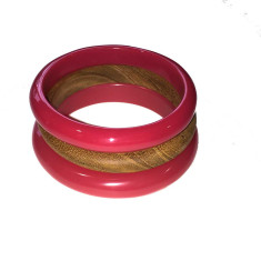 South Pacific triple bangle set (in various colours)