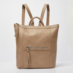 Eternity Vegan Leather Backpack (Various Colours)