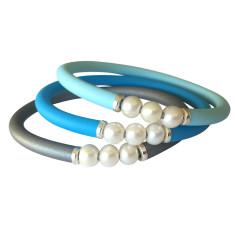 Karisma three pearl bracelet