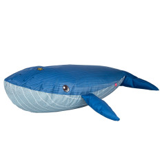Woouf Bean Bag Cover - Whale