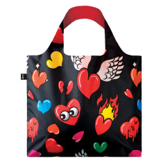 LOQI pop collection shopping bag (various designs)