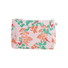 Red wren medium toiletry bag