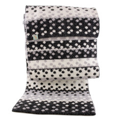 Rise Above wool scarf