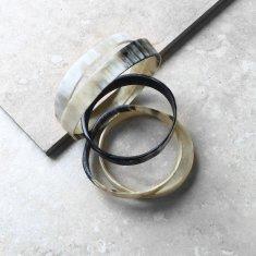 Horn Bracelet Set