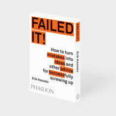 Phaidon Press Failed It book