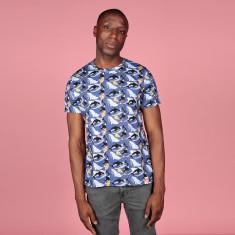 Whale Print T-Shirt