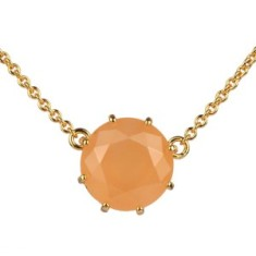 One stone necklace - Honey Diamantine