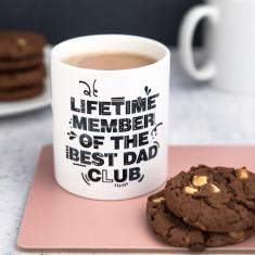 Best Dad Club Mug