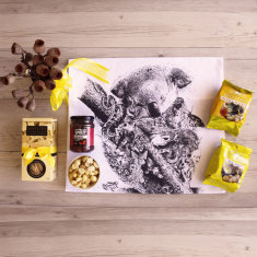 Australian bush spirit hamper