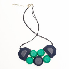 Oceania gemstone necklace