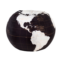 Woouf Bean Bag Cover - Globe Large