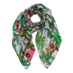 Jungle fever scarf