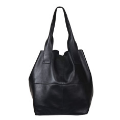 Lucy leather bag in black