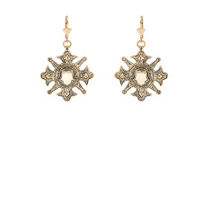 The Sovereign Star Earrings
