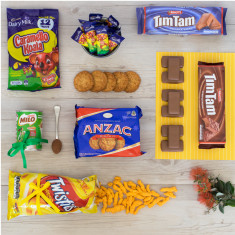 Aussie Homesick Care Package