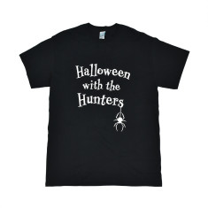 Halloween With The… Adult Unisex T Shirt