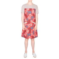 Polka Jersey Dress