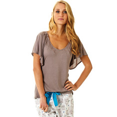 Your Perfect Top in Pebble