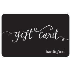 hardtofind. gift card - $100