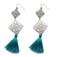 Valentina Tassel Earrings