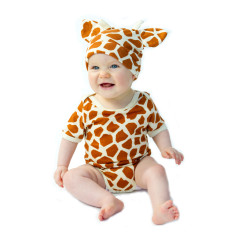 Giraffe baby two piece set