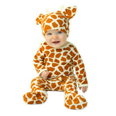 Giraffe baby four piece set