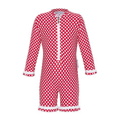 Spotti raspberry all-in-one UV suit