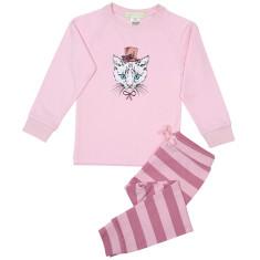 Top hat cat pyjamas