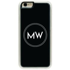 Personalised iPhone Cover - Monogram