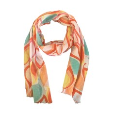 Charlotte cotton scarf