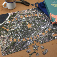 World's Greatest Dad Personalised Puzzle