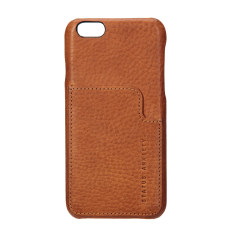Hunter and Fox leather iPhone 7 case in tan