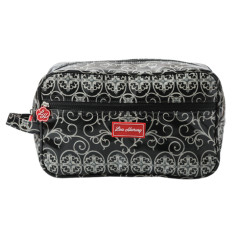 Gusset Vanity Bag in Gabriels Gate Print