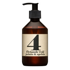 Hand & Body Wash No.4 Jasmine & Orange