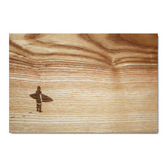 Serving Board - Surfer