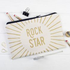 Rock Star Multi Purpose Pouch
