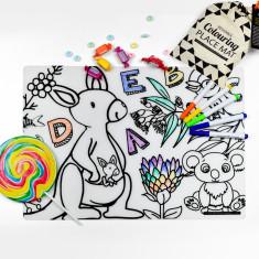 Australian placemat kit