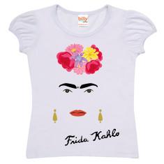 Girls' Frida Kahlo t-shirt